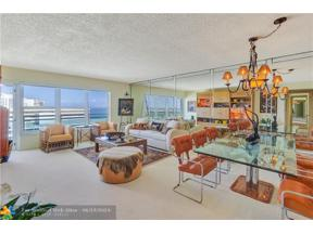 Property for sale at 3900 Galt Ocean Drive Unit: 2114, Fort Lauderdale,  Florida 33308