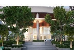 Property for sale at 525 N Ft Lauderdale Bch Bl Unit: 1802, Fort Lauderdale,  Florida 33304