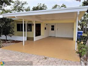 Property for sale at 3851 NE 17th Ave, Pompano Beach,  Florida 33064