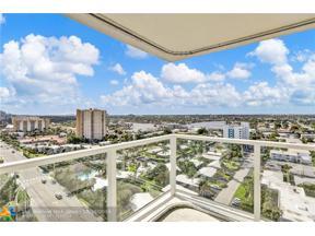 Property for sale at 1000 S Ocean Blvd Unit: 17H, Pompano Beach,  Florida 33062