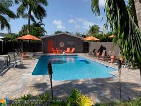Property for sale at 517 NE 23rd St, Wilton Manors,  Florida 33305