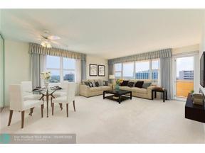 Property for sale at 3333 NE 34th St Unit: 1516, Fort Lauderdale,  Florida 33308