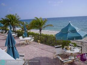 Property for sale at 4250 Galt Ocean Dr Unit: 5E, Fort Lauderdale,  Florida 33308
