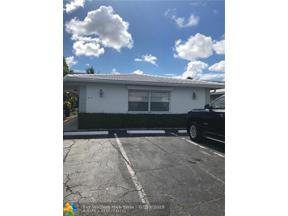 Property for sale at 315 SE 12Th Ave Unit: 4, Pompano Beach,  Florida 33060