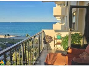 Property for sale at 5000 N Ocean Blvd Unit: 1106, Lauderdale By The Sea,  Florida 33308