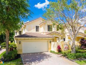 Property for sale at 1667 Passion Vine Cir Unit: 19-3, Weston,  Florida 33326