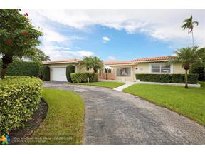 Property for sale at 2721 NE 6th St, Pompano Beach,  Florida 33062