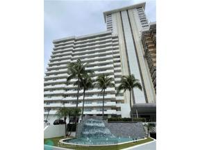 Property for sale at 3900 Galt Ocean Dr Unit: 1816, Fort Lauderdale,  Florida 33308