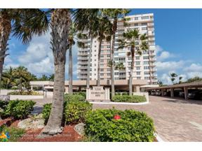 Property for sale at 5200 N Ocean Blvd Unit: 912B, Lauderdale By The Sea,  Florida 33308
