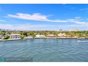 Property for sale at 615 Bayshore Dr Unit: 602, Fort Lauderdale,  Florida 33304