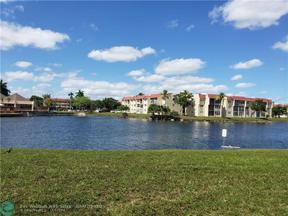 Property for sale at Unit: 105, Sunrise,  Florida 33322