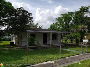 Property for sale at 570 NW 139th Ter, North Miami,  Florida 33168