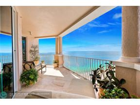 Property for sale at 1460 S Ocean Blvd Unit: 1503, Lauderdale By The Sea,  Florida 33062