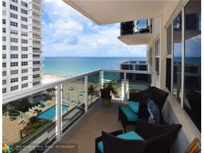 Property for sale at 3700 Galt Ocean Dr Unit: 703, Fort Lauderdale,  Florida 33308