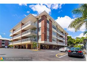 Property for sale at 2420 SE 17th St Unit: 202C, Fort Lauderdale,  Florida 33316