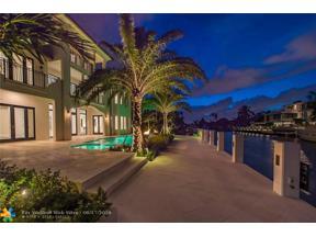 Property for sale at 2627 Castilla Isle, Fort Lauderdale,  Florida 33301
