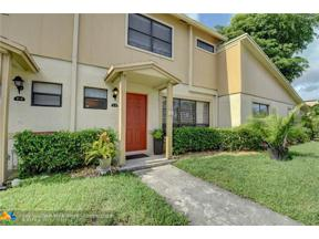 Property for sale at 3370 Beau Rivage Dr Unit: V5, Pompano Beach,  Florida 33064