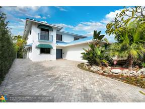 Property for sale at 319 S Riverside Drive, Pompano Beach,  Florida 33062