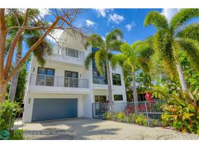 Property for sale at 1012 NE 3rd St Unit: 1012, Fort Lauderdale,  Florida 33301
