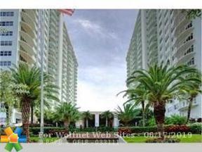 Property for sale at 3400 Galt Ocean Dr Unit: 505S, Fort Lauderdale,  Florida 33308