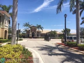 Property for sale at 9076 Preston Pl Unit: 9076, Tamarac,  Florida 33321