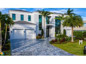 Property for sale at 2631 NE 43rd St, Lighthouse Point,  Florida 33064