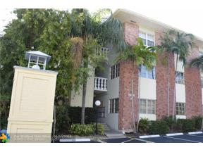 Property for sale at 2426 SE 17th St Unit: 308A, Fort Lauderdale,  Florida 33316