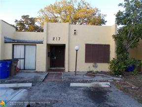 Property for sale at 217 NW 46th Ct, Pompano Beach,  Florida 33064