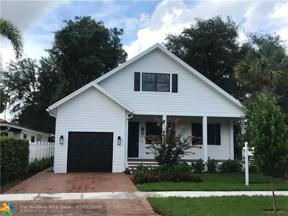 Property for sale at 1005 SE 9th Street, Fort Lauderdale,  Florida 33316
