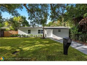 Property for sale at 1518 SW 12Th Ct, Fort Lauderdale,  Florida 33312