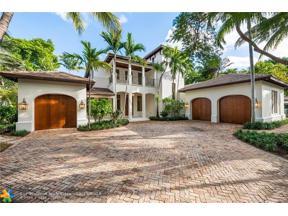 Property for sale at 1265 N Rio Vista Blvd, Fort Lauderdale,  Florida 33316