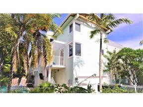 Property for sale at 500 NE 17th Ave, Fort Lauderdale,  Florida 33301