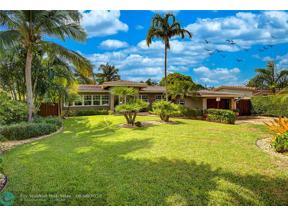 Property for sale at 2725 NE 21st Ave, Fort Lauderdale,  Florida 33306