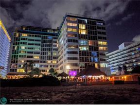 Property for sale at 4040 Galt Ocean Dr Unit: 1005, Fort Lauderdale,  Florida 33308