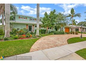 Property for sale at 2200 NE 48th Ct, Lighthouse Point,  Florida 33064