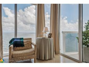 Property for sale at 4240 Galt Ocean Dr Unit: 2005, Fort Lauderdale,  Florida 33308