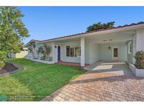 Property for sale at 1820 NE 43rd Ct, Fort Lauderdale,  Florida 33308
