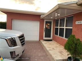 Property for sale at 11401 NW 29th Pl, Sunrise,  Florida 33323