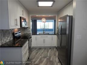 Property for sale at 9787 N Belfort Cir Unit: 307, Tamarac,  Florida 33321