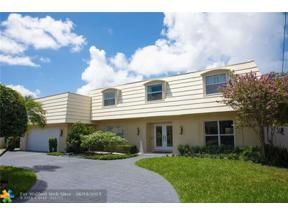 Property for sale at 3031 NE 45th St, Fort Lauderdale,  Florida 33308