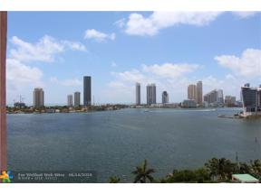 Property for sale at HIDDEN BAY Condo Unit: 1104, Aventura,  Florida 33180