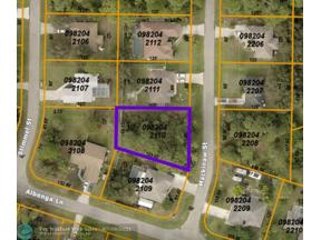 Property for sale at 1767 Mackinaw St, Other City - In The State Of Florida,  Florida 34286