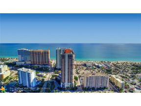 Property for sale at 100 S Birch Rd Unit: 1004, Fort Lauderdale,  Florida 33316