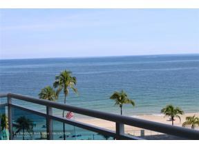 Property for sale at 3430 Galt Ocean Dr Unit: 710, Fort Lauderdale,  Florida 33308