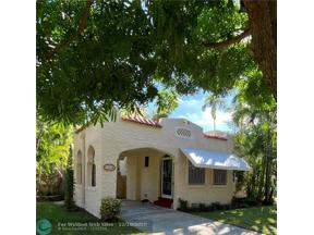 Property for sale at 1314 SE 1st Ave, Fort Lauderdale,  Florida 33316