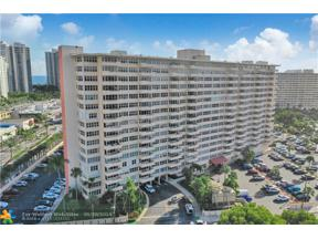 Property for sale at 3300 NE 36th St Unit: 1006, Fort Lauderdale,  Florida 33308