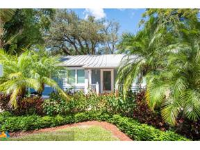Property for sale at 825 Sw 4th Court, Fort Lauderdale,  Florida 33312