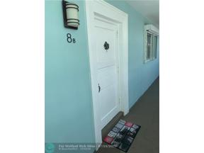 Property for sale at 2772 NE 30th Ave Unit: 8B, Lighthouse Point,  Florida 33064