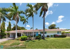 Property for sale at 2717 NE 29th St, Fort Lauderdale,  Florida 33306
