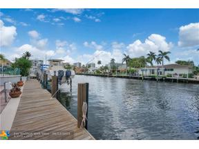 Property for sale at 2724 NE 10th St, Pompano Beach,  Florida 33062
